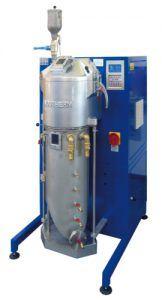 Système de granulation Blue Power (indutherm) Fonderie Série GU