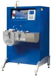Blue Power (Indutherm) Machine de coulée - Fonderie Série VTC