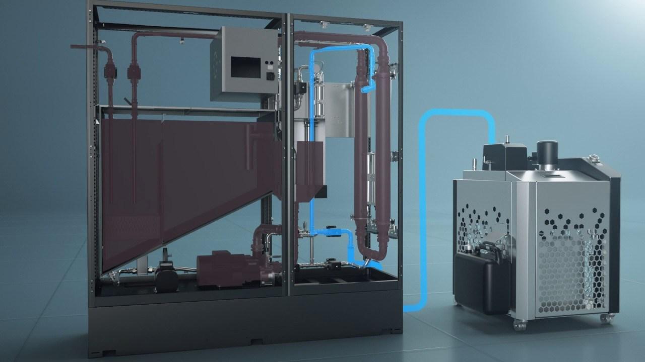 Ultrafiltration - Baldwin Système Purefiltration