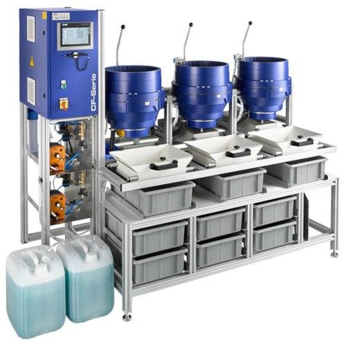 OTEC Série CF Standard Machine de polissage à force centrifuge