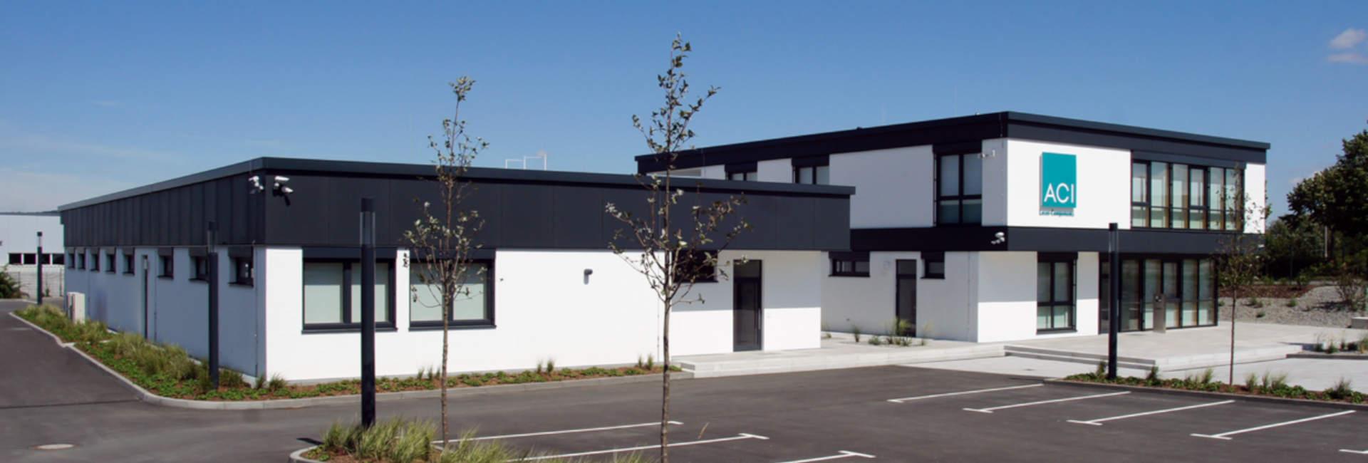 ACI Laser GmbH - Fabricant Allemand de lasers de gravure et de marquage