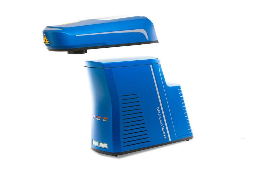 Source laser DFL Ventus Marker Economy Fibre pour marquage au laser - ACI Laser GmbH