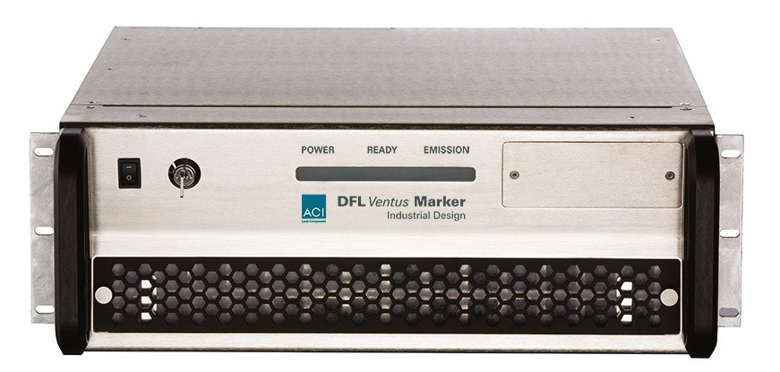 ACI Laser GmbH - DFL Ventus Marker Industrial Design Business Fibre