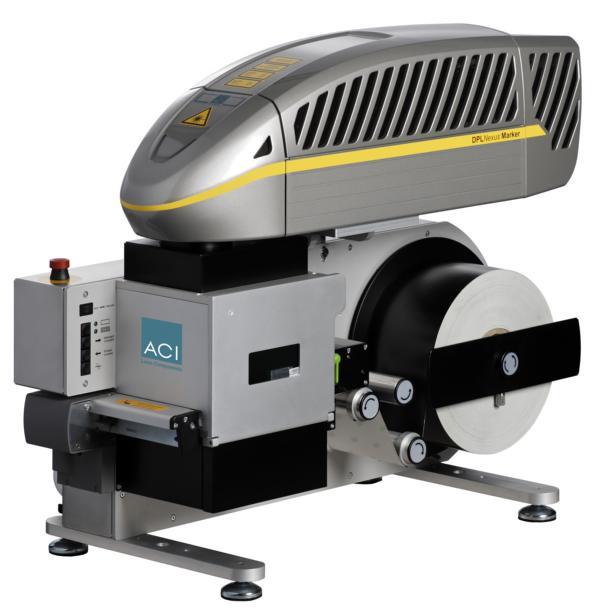 ACI Laser GmbH - Station Laser Foil STAR avec Laser Nexus
