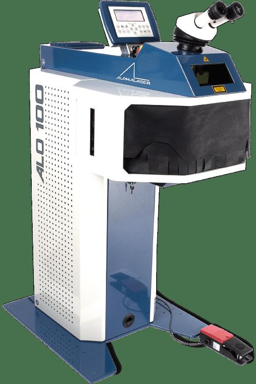 Alpha Laser ALO 100 - 120- Système de soudage laser manuel