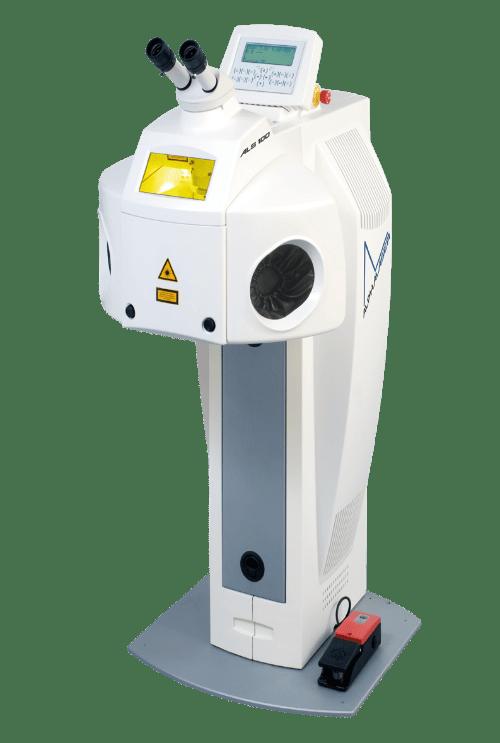 Alpha Laser ALS100 - Laser de soudure (joaillerie et prothèses dentaires)