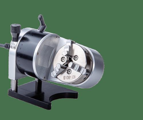 Alpha Laser Option ALO 100 - 120 - Axe rotatif manuel