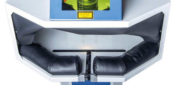 Alpha Laser - ALO 120 Micro Chambre de travail avec rainure en T