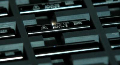Laser de marquage ACI Laser - Exemple de marquage au laser