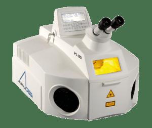 Laser de soudage pour bijoux et prothèses médicales Alpha Laser VL50