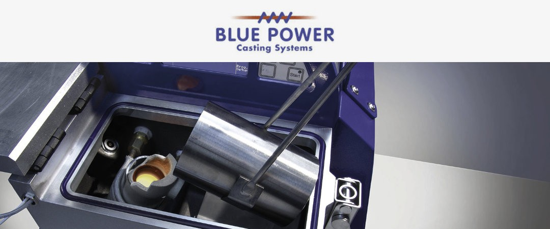 Blue Power (Indutherm) - Machine de fonderie