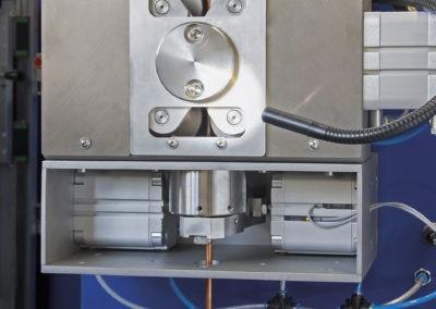 Blue Power CC400 avec coupeur hydraulique (option)