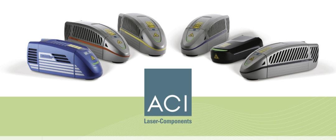 ACI Laser GmbH - Laser de marquage et de gravure