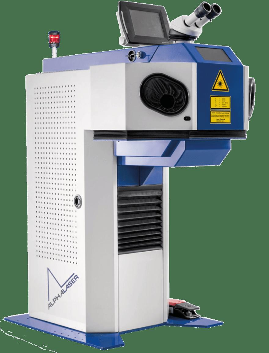 Laser de micro-soudage ALV Alpha Laser