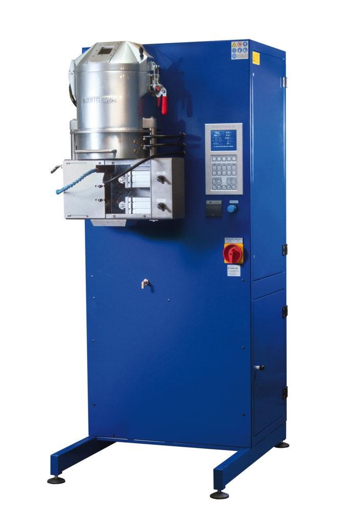 Blue Power Machine de coulée Continue CC1000
