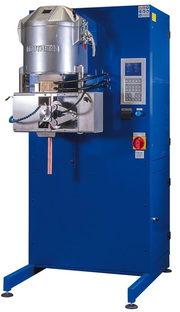 Blue Power Machine de coulée Continue CC3000