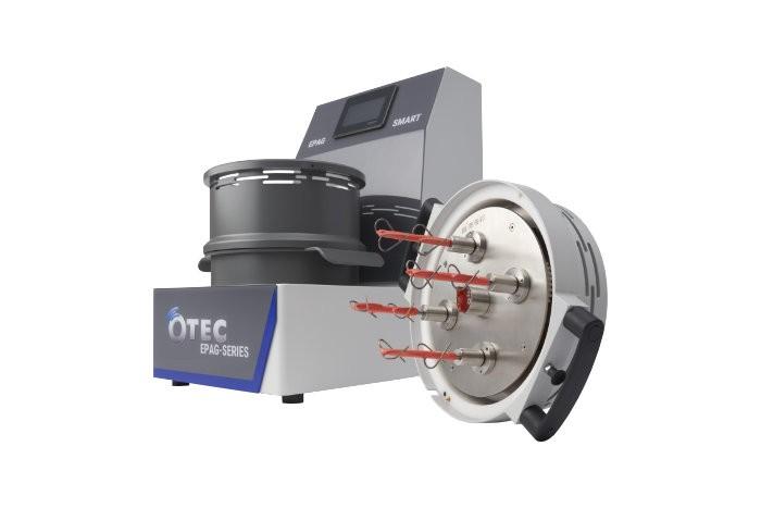 OTEC EPAG-Smart - Machine d'électro polissage pour bijoux très fins