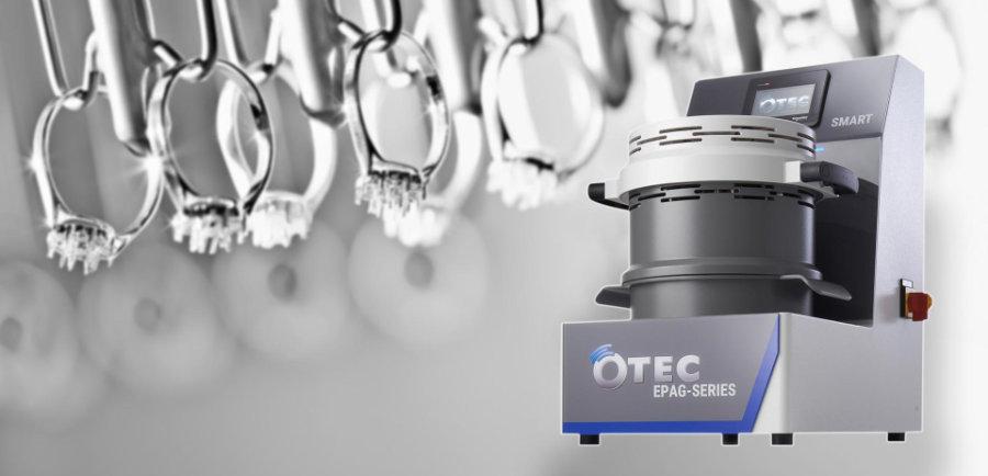 Otec Epag-Smart - Machine d'électro-polissage pour bijoux