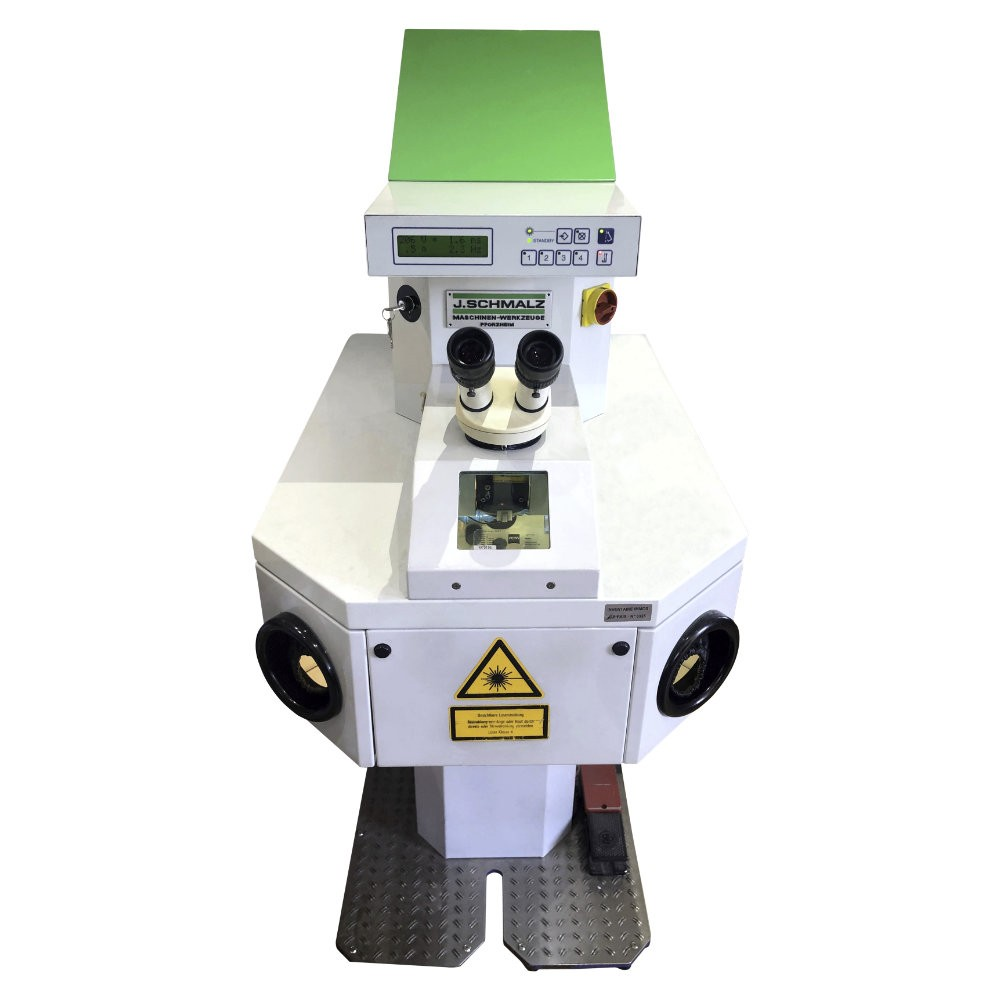 Laser de soudure J.Schmaltz - Maintenance et réparation Laser
