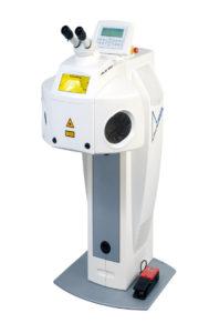 Soudage laser pour bijoux et prothèses médicales Alpha Laser ALS100